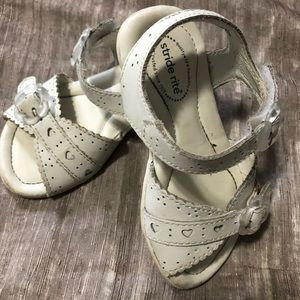 Stride Rite Shoes - Off white sandals.
